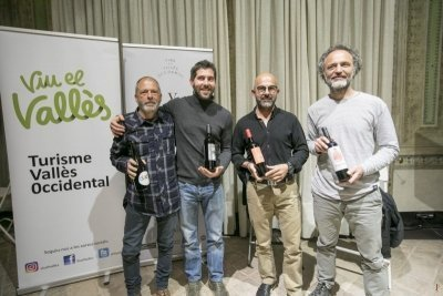 Vins del vallès occidental